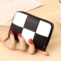 Wallets Card Holder Purse Designer Boys and girls Luxurys folding Hand Bags Coach Deluxe classic ladies lady clutch Fashion style Brief paragraph