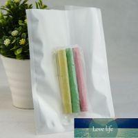 Um saco de cristal claro 100 pcs branco Bopp pérola sacos de pérola selável, película pérola bolsa de plástico USB SacK hairpin embalagem