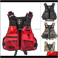 Boje Outdoor Sport Einstellbare Oxford Tarnung Auftriebsbaum Weste Life Jacket Angelweste 4 Farben Optional Retuk JB9ZL