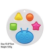 Стили детские сенсорные простые разложенные декомпрессионные игрушки для декомпрессионных игрушек для вечеринка подарки взрослый ребенок смешной антистрессовый стресс рецидивирующий толчок пузыря