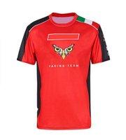 2021 costume de course de moto hors route séchage rapide T-shirt à manches courtes Cycling Polyester Plus la taille peut être personnalisée avec le même style