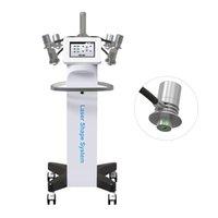 Non-Invasive 6D lipolaser cold laser body shape slimming 532nm Cellulite reduction green light Lipo Low-level laser thrapy