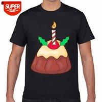 T-shirt الرجال عيد الميلاد مخبز الكوكيز كعك البسكويت عيد الميلاد kawaii النقوش المهوس القصير الذكور الزى xxxl حزب # gi9r
