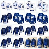 Retro Retro Toronto Maple Leafs Jersey Jerseys Joe Thornton Auston Matthews John Tavares William Nylander Mitch Marner Morgan Rielly Wendel Clark Doug Gilmour