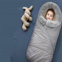 Winter Baby Schlafsack Extrakt Umschlag Für Neugeborenen Warme Infant Kinderwagen Sack Winddichte Kinder Schlafsack für Kinderwagen 1885 Z2