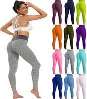 الشهيرة تيكتوك طماق عالية الخصر السراويل اليوغا للنساء غنيمة فقاعة بعقب رفع تجريب الجري الجوارب اللياقة البدنية