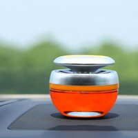 Car Air Freshener Solid Perfume Smell Diffuser Ornaments Automobiles Interior Fragrance Odor Accessories Gifts