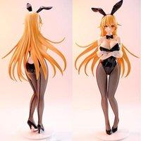 1/4 Freeting B-Style Food Wars! Shokugeki No Soma Nakiri Erina Bunny Ver PVC Figura de acción Toy Anime Figuras COLECCIÓN MODEL DE MODEL Q0722