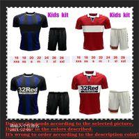 20 21 Middles de Primera Calidad Middlesbrough F Jerseys Fútbol # 6 Fry 9 Assombalonga 10 Akpom 11 Fletcher Camisas de Futebol Homens Kit Kit Niños Uniformes