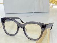 glasögon ram klar lins senaste försäljning mode 500322 ögonglas ramar återställande av gamla sätt oculos de grau män och kvinnor med fall