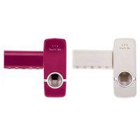 Conjunto de accesorios de baño al por mayor- Baño de alta calidad S Dispensador automático de pasta de dientes Dispensador de cepillo de dientes OK8L