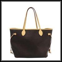 Womens Luxurys Designers Saco de Compras Mulheres Bolsas Bolsas De Ombro Messenger Bags Tote Crossbody Bag Embreagem M40156