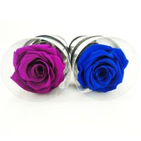 Roses, a single bouquet is used to decorate the wedding, core party, home kitchen decoration (multiple colors are available)