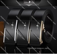 Fashion Belt Men Silver Gold Black Long Automatic Leather Genuine Real Man Brand 2021 Mens
