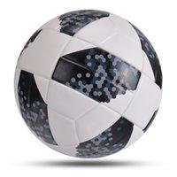 Resmi Boyut 4 Boyutu 5 Futbol Topu Yumuşak PU Futbol Hedef Takımı Maç Futbol Spor Eğitim Topları Ligi Futbol Futebol Voetbal