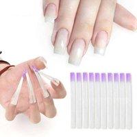 Moda Nail Art Tools 100pcs Professional Profession Prolunga fibra di vetro Fibra di vetro per unghie Building Manicure Tool1