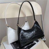 Bag Ladies Fashion Handbag Retro Pattern Shoulder Tas Casual Style