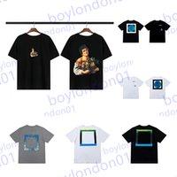 Mode Hommes T-shirt Summer Femme Designer Bonne qualité manches courtes Unisexe hip hop tees vêtements vêtements