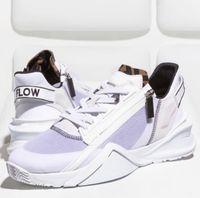 Hombres fluir zapatillas perfectas zapatillas de deporte confort casual para hombres deportes cremallera con cremallera de goma monopatín liviano corredor suela tecnología telas de entrenamiento al aire libre