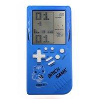 w rétro classique enfance tetris joueurs joueurs jeux électroniques jouets jeux de jeu console énigme toys éducatifs