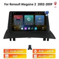 2G+32G Android 10 Car Radio for Renault Megane 2 2002-2009 car dvd player car accessory 4G multimedia autoradio pc gps wifi navi