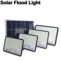 Solar Lamps Outdoor Lighting,With Charge Display Flood Lights, Street Lights,For Gardens,Square In Stock
