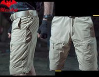 Men's Shorts IGLDSI Summer Casual Tactical SWAT Short Breathable Military Fast Drying Urban Charge Sh