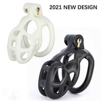 Massage Items 3D Design Male Cobra Chastity Device Kit Sexyy Toys For Men Cock Cage Penis Ring Sleeve Lockable BDSM Adult Games Shop