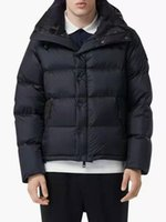 2021 Winter Down Jacket Top Quality Men Puffer Jackets Thick Coats Mens Women Couples Coat Asian Size S-XL