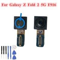 1 adet Orijinal Ön Kamera Modülü Flex Kabloları Değiştirme Samsung Galaxy Z Katlama 2 5G F916 F9160 W21 Bakan Küçük Kamera Flex