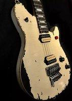 Guitare électrique, vieillie Eddie Van Halen Wolf Gang Gang guitar Switch Tremolo