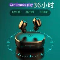 Cell phone earphones Dg90 TWS Mini Wireless Bluetooth 5.2 dual in ear headset IPX oppo Apple Huawei Xiaomi general