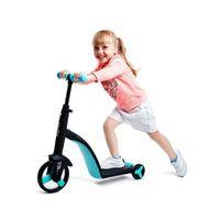 Stroller peças acessórios bebê scooter triciclo 3 em 1 equilíbrio bicicleta carro passeio em brinquedos crianças presentes de Natal de alta qualidade