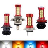 Car Headlights High Power LED Light For 4014 106smd Fog Lamp Bulb Driving Headlight H7 H4 H8 H11 H9 9005 9006 Lights Auto Lamps