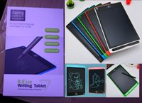 8.5inch LCD Writing Tablet Drawing Board Blackboard Handwriting Pads Gift for Kids Paperless Notepad Tablets Memo With Upgraded Pen ASYW108A