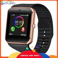 GRATUIT Bangwei Marks Montres intelligentes des hommes en Fitness Sport Smart Watch Support Oui TF Carte Bluetooth Rappel Bluetooth Informations d'horloge électronique