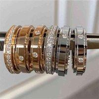 925 Silver Surky V Gold Star Star Lovers Smart Diamond Anillo Z2IG