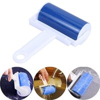 1pc Remover Washable Brush Fluff Cleaner Sticky Picker Lint Roller Carpet Dust Pet Hair Clothes Reusable Home Essential Tool Party Favor