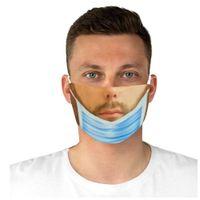 Funny Prank Mask Adults Halloween Cosplay for Face Mondkapje Mondkapjes Facemask Mascarillas Creative s