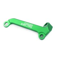 Green Clutch Cable Guide Bracket Clamp For KX450F 2006-2015 Motorcycle Dirt Bike