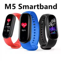 M5 Smart watch 5 Heart Rate Blood Pressure Wristbands Sport ...