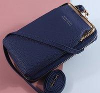 Fashion Cute Small PU Messenger Phone Leather Bag Shoulder Bags Mini For Purse Crossbody Wallet Ladies Women 027 Zipper Flap Girls Lsmcq