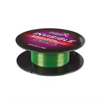 Braid Line Outdoor Sports Green 500 Meters Transparent Covered Single Filament Fishing Carp Angling Accessories