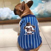 Dog Apparel OCARIAN British Pet Dogs Clothes Bull Cute Coat Cotton Sport Style Cool Mascotas Disfraces D9122