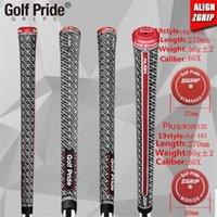 Filo di cotone Anti-maschio-femmina Cue Grip Allinea Golf Grips Z-Grip Multicompound Standard Dimensioni standard / Midsize Sport all'aperto