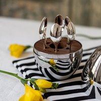 Домашняя мебель посуда модный нож вилка Christofle Paris настроение столовые приборы набор из нержавеющей стали набор яйца из нержавеющей стали