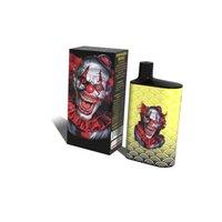 Original Fumot Production and manufacturing RandM B Box 5000 puff Disposable E cigarette Mesh coil rechargeable vape Adjustable air