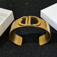 Boutique anillos de brazalete de latón de Dijia.
