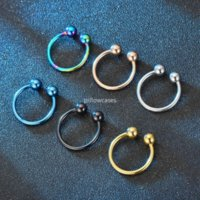 Stainless Steel Open Adjustable ring finger Double ball silver gold band Toe rings for women fashion jewelry gift will and sandy
