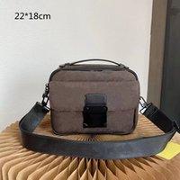 패션 디자이너 크로스 바디 남자의 어깨 가방 럭셔리 지갑 핸드백 작은 메신저 가방 플랩 인쇄 된 편지 고품질 3 색